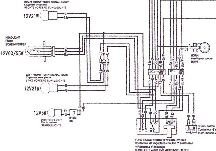 [SCHEMATICS_4LK]  1800 diagrams for Charging, Starting and FI system   Honda VTX Forum   Vtx 1800 Wiring Diagram      Honda VTX Forum